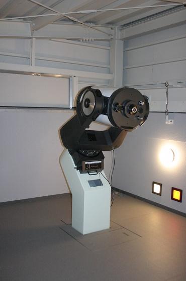 名寄市天文台40cmシュミカセ