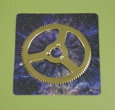 『週刊 天体模型 太陽系をつくる』第56号(三球儀編第5号)の部品