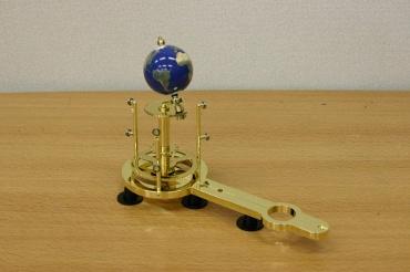 『週刊 天体模型 太陽系をつくる』第59号(三球儀編第8号)までの進捗状況