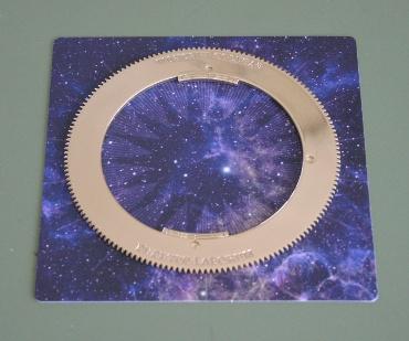 『週刊 天体模型 太陽系をつくる』第60号(三球儀編第9号)の部品