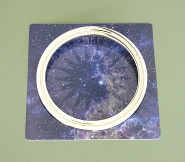 『週刊 天体模型 太陽系をつくる』第61号(三球儀編第10号)の部品