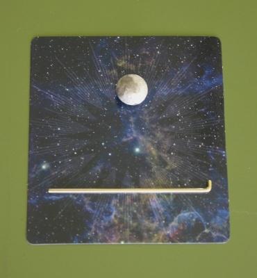 『週刊 天体模型 太陽系をつくる』第62号(三球儀編第11号)の部品