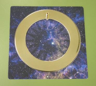 『週刊 天体模型 太陽系をつくる』第63号(三球儀編第12号)の部品