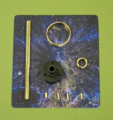 『週刊 天体模型 太陽系をつくる』第64号(三球儀編第13号)の部品