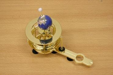 『週刊 天体模型 太陽系をつくる』第64号(三球儀編第13号)までの進捗状況