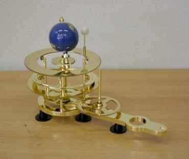 『週刊 天体模型 太陽系をつくる』第65号(三球儀編第14号)までの進捗状況
