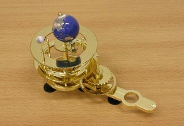 『週刊 天体模型 太陽系をつくる』第66号(三球儀編第15号)までの進捗状況