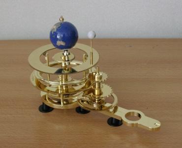 『週刊 天体模型 太陽系をつくる』第67号(三球儀編第16号)までの進捗状況