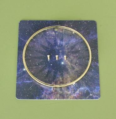 『週刊 天体模型 太陽系をつくる』第69号(三球儀編第18号)の部品