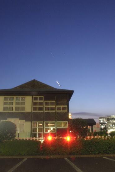 沈みゆく宵の明星 2010年5月31日