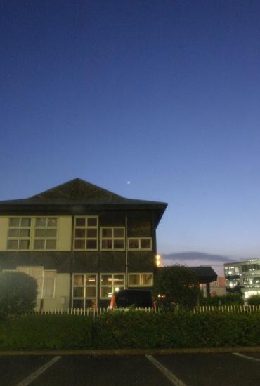 宵の明星 2010年5月31日