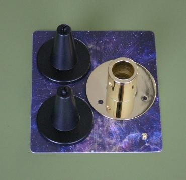『週刊 天体模型 太陽系をつくる』第73号(三球儀編第22号)の部品