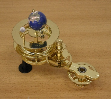 『週刊 天体模型 太陽系をつくる』第73号(三球儀編第22号)までの進捗状況