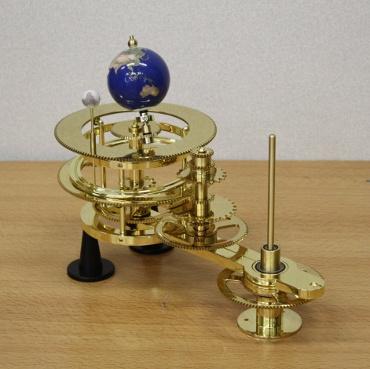『週刊 天体模型 太陽系をつくる』第74号(三球儀編第23号)までの進捗状況