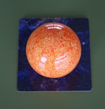 『週刊 天体模型 太陽系をつくる』第75号(三球儀編第24号)の部品