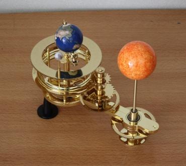 『週刊 天体模型 太陽系をつくる』第75号(三球儀編第24号)までの進捗状況