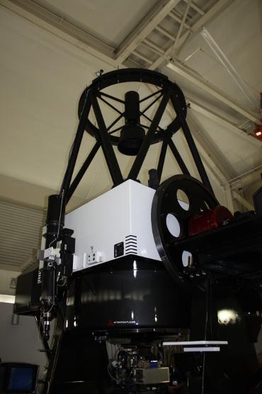 仙台市天文台1.3m反射望遠鏡」