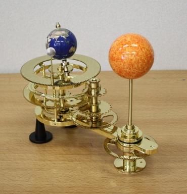 『週刊 天体模型 太陽系をつくる』第76号(三球儀編第25号)までの進捗状況