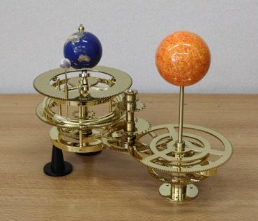 『週刊 天体模型 太陽系をつくる』第78号(三球儀編第27号)までの進捗状況