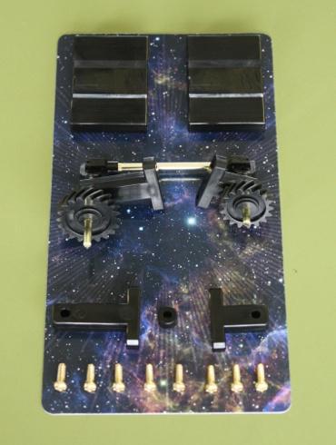 『週刊 天体模型 太陽系をつくる』第82号(三球儀編第31号)の部品