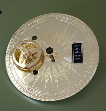 『週刊 天体模型 太陽系をつくる』第86号(三球儀編第35号)までの進捗状況