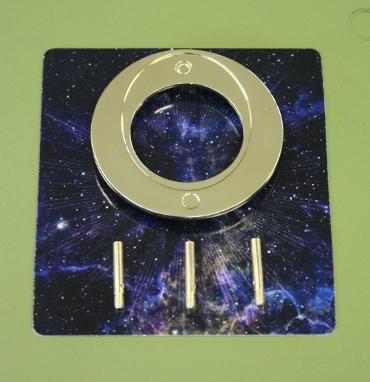 『週刊 天体模型 太陽系をつくる』第88号(三球儀編第37号)の部品