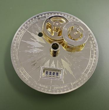 『週刊 天体模型 太陽系をつくる』第88号(三球儀編第37号)までの進捗状況
