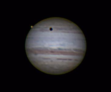 木星 2010年10月2日 22:40頃