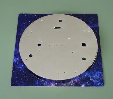 『週刊 天体模型 太陽系をつくる』第91号(三球儀編第40号)の部品
