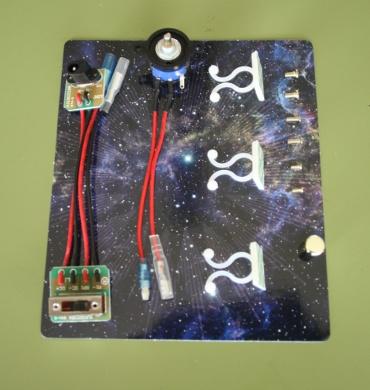 『週刊 天体模型 太陽系をつくる』第94号(三球儀編第43号)の部品