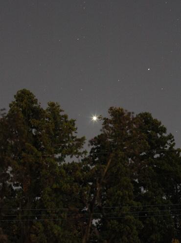 明けの明星 2010年11月25日