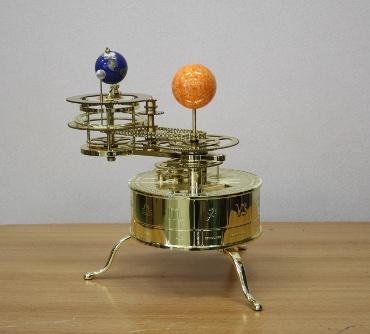 『週刊 天体模型 太陽系をつくる』第97号(三球儀編第46号)までの進捗状況