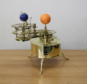 『週刊 天体模型 太陽系をつくる』第98号(三球儀編第47号)までの進捗状況