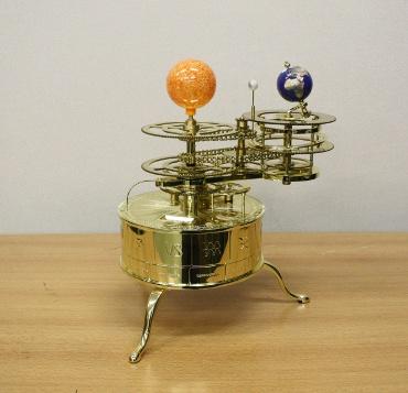 『週刊 天体模型 太陽系をつくる』第102号(三球儀編第51号)までの進捗状況