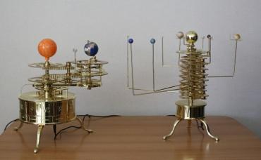 太陽系模型たち