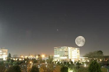 月の錯視 その3