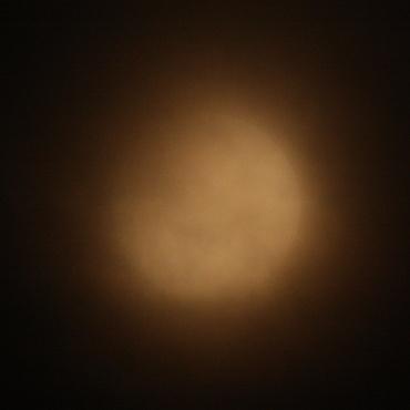 半影食 2011年6月16日 03:18頃