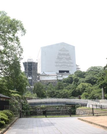 姫路城 2011年6月22日