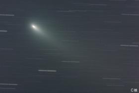 シュワスマン・ワハマン第3周期彗星(C核) 2006年5月4日