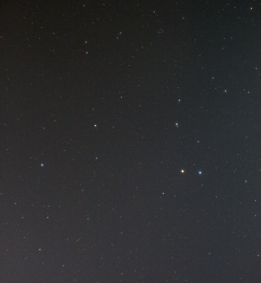 しし座にいる火星 2011年11月16日