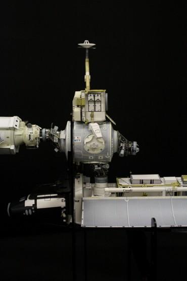 「エンデバー(STS-97)と「PMA-3」のドッキング部分