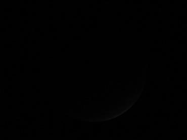 月食中の月 2011年12月10日 23:04:59
