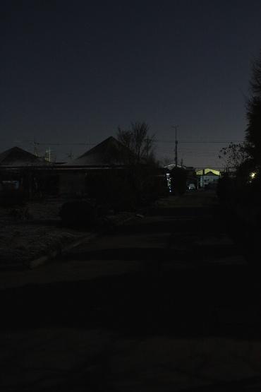 月光浴 2012年1月10日 その3