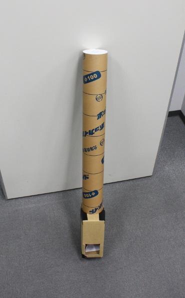 10分で完成!ボイド管を利用した日食観察道具