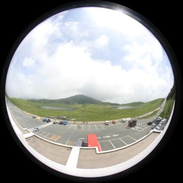 阿蘇火山博物館にて