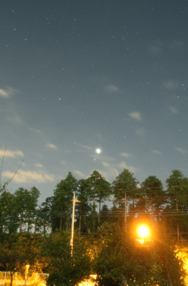 明けの明星 2012年10月2日