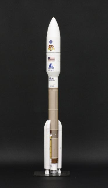 1/100スケールペーパークラフトによる アトラス Ⅴ 541 (MSL)