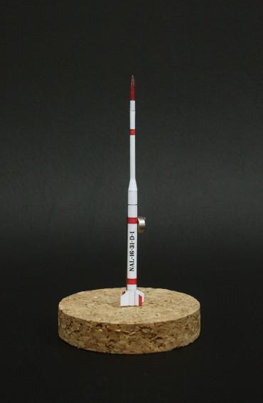 1/100スケールペーパークラフトによる NAL-16-31-D-1