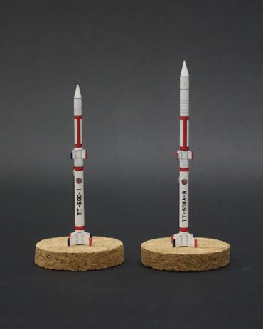 TT-500-1 と TT-500A-8