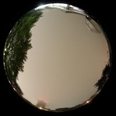 2006年6月14日 仙台市天文台前にて